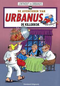 Cover Thumbnail for De avonturen van Urbanus (Standaard Uitgeverij, 1996 series) #136 - De killerkok