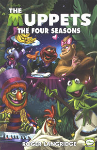 Cover Thumbnail for Muppets: The Four Seasons (Marvel, 2012 series)
