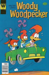 Cover Thumbnail for Walter Lantz Woody Woodpecker (Western, 1962 series) #166 [Whitman]