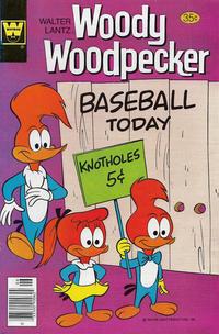 Cover Thumbnail for Walter Lantz Woody Woodpecker (Western, 1962 series) #167 [Whitman]