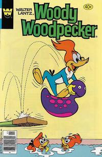 Cover Thumbnail for Walter Lantz Woody Woodpecker (Western, 1962 series) #184 [Whitman]