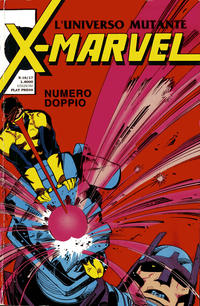 Cover Thumbnail for X-Marvel (Play Press, 1990 series) #16/17