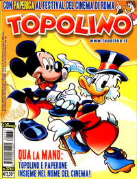 Cover Thumbnail for Topolino (The Walt Disney Company Italia, 1988 series) #2761