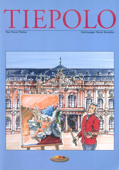 Cover for Tiepolo (PalettiComics, 1996 series)