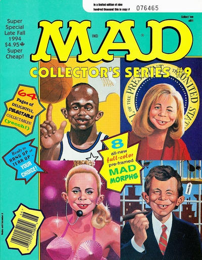 Cover for MAD Special [MAD Super Special] (EC, 1970 series) #100