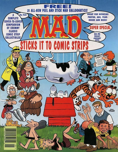 Cover for MAD Special [MAD Super Special] (EC, 1970 series) #101