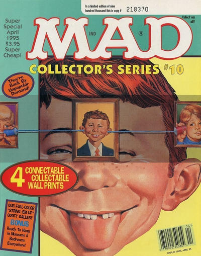 Cover for MAD Special [MAD Super Special] (EC, 1970 series) #103