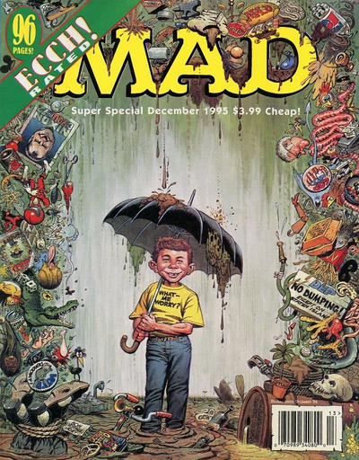 Cover for MAD Special [MAD Super Special] (EC, 1970 series) #109