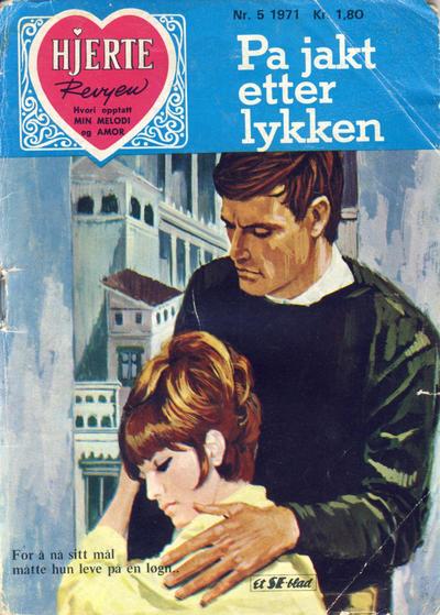 Cover for Hjerterevyen (Serieforlaget / Se-Bladene / Stabenfeldt, 1960 series) #5/1971