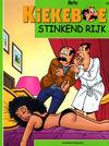 Cover for Kiekeboe (Standaard Uitgeverij, 1990 series) #124