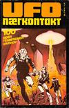Cover for UFO Nærkontakt (Interpresse, 1979 series) #2