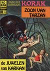 Cover for Korak Classics (Classics/Williams, 1966 series) #2041