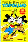 Cover for Topolino (Arnoldo Mondadori Editore, 1949 series) #411