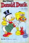 Cover for Donald Duck (Geïllustreerde Pers, 1952 series) #48/1962
