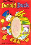 Cover for Donald Duck (Geïllustreerde Pers, 1952 series) #37/1962