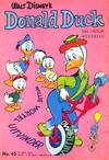 Cover for Donald Duck (Geïllustreerde Pers, 1952 series) #45/1962