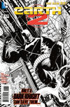 Cover for Earth 2 (DC, 2012 series) #17 [Ethan Van Sciver Black & White Cover]