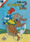 Cover for El Pájaro Loco (Editorial Novaro, 1951 series) #582