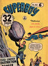 Cover for Superboy (K. G. Murray, 1949 series) #102 [Different price]