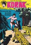 Cover for Korak Classics (Classics/Williams, 1966 series) #2137