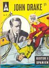 Cover for John Drake (I.K. [Illustrerede klassikere], 1967 series) #2