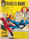 "Cover for Charles Rand, Chefagent for ""SUNDAY"" (I.K. [Illustrerede klassikere], 1967 series) #1"