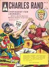"Cover for Charles Rand, Chefagent for ""SUNDAY"" (I.K. [Illustrerede klassikere], 1967 series) #3"