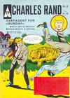"Cover for Charles Rand, Chefagent for ""SUNDAY"" (I.K. [Illustrerede klassikere], 1967 series) #2"