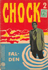 Cover for Chock (Interpresse, 1966 series) #2