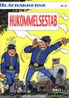 Cover for Blåfrakkerne (Egmont, 2000 series) #21 - Hukommelsestab