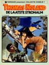 Cover for Collectie Charlie (Dargaud Benelux, 1984 series) #7 - Thomas Noland: De laatste strohalm