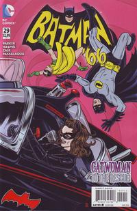 Cover Thumbnail for Batman '66 (DC, 2013 series) #29