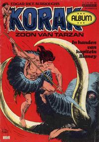 Cover Thumbnail for Korak Album (Classics/Williams, 1973 series) #8
