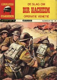 Cover Thumbnail for Commando Classics (Classics/Williams, 1973 series) #19