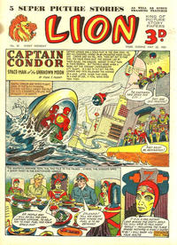 Cover Thumbnail for Lion (Amalgamated Press, 1952 series) #66