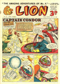 Cover Thumbnail for Lion (Amalgamated Press, 1952 series) #67