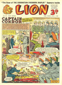 Cover Thumbnail for Lion (Amalgamated Press, 1952 series) #68