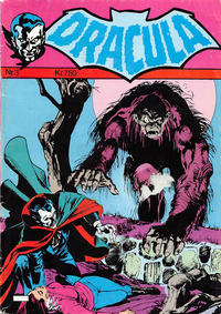 Cover Thumbnail for Dracula (Winthers Forlag, 1982 series) #3