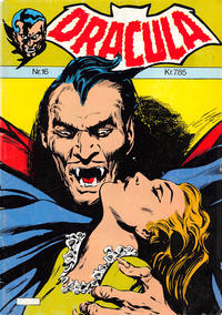 Cover Thumbnail for Dracula (Winthers Forlag, 1982 series) #16