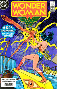 Cover Thumbnail for Wonder Woman (DC, 1942 series) #310 [Direct]