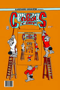Cover Thumbnail for Cerebus Archive (Aardvark-Vanaheim, 2009 series) #13