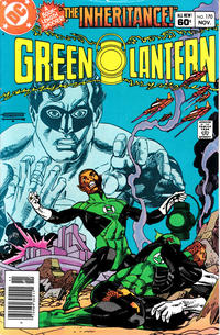 Cover Thumbnail for Green Lantern (DC, 1976 series) #170 [Newsstand]