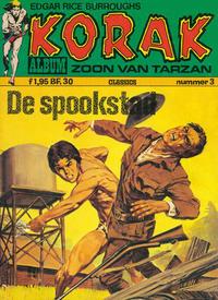 Cover Thumbnail for Korak Album (Classics/Williams, 1973 series) #3