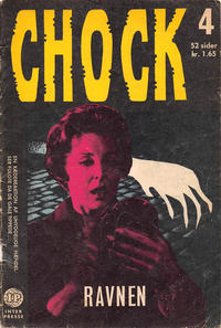 Cover Thumbnail for Chock (Interpresse, 1966 series) #4
