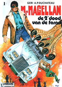 Cover Thumbnail for Mr Magellan (Le Lombard, 1981 series) #1