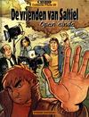 Cover for Collectie Pilote (Dargaud Benelux, 1983 series) #20 - De vrienden van Saltiel: Open einde