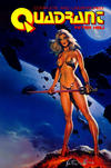 Cover for Quadrant (Malibu, 1990 series)  [First Printing]