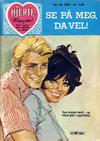 Cover for Hjerterevyen (Serieforlaget / Se-Bladene / Stabenfeldt, 1960 series) #45/1970