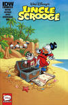 Cover for Uncle Scrooge (IDW, 2015 series) #8 / 412 [Subscription Variant]