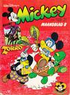 Cover for Mickey Maandblad (Oberon, 1976 series) #8/1978